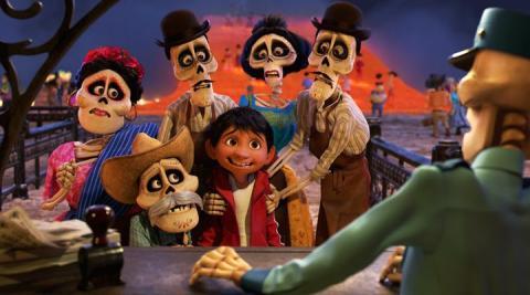 Coco, película Pixar
