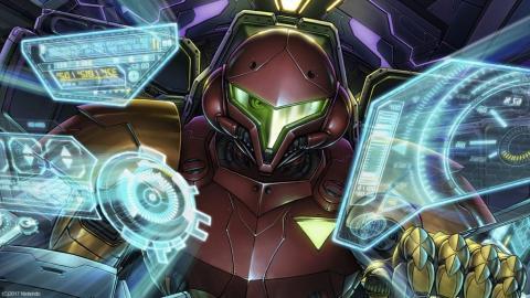 Metroid Samus Returns New Nintendo 2DS XL