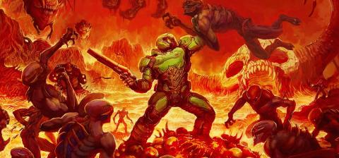 Doom para Switch