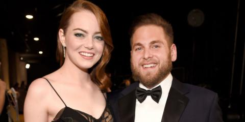 Emma Stone, Jonah Hill, Supersalidos