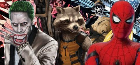 ¡Esta película no es fiel al cómic en el que se basa! ¿Y acaso importa?