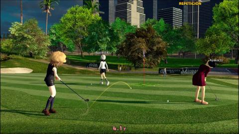 Everybody's Golf en PS4