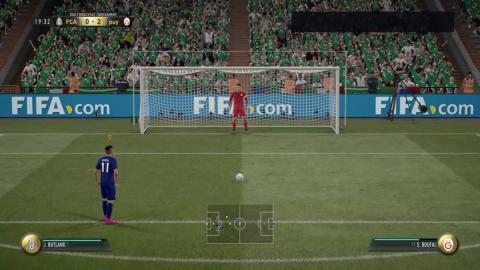 FIFA 18 penalti