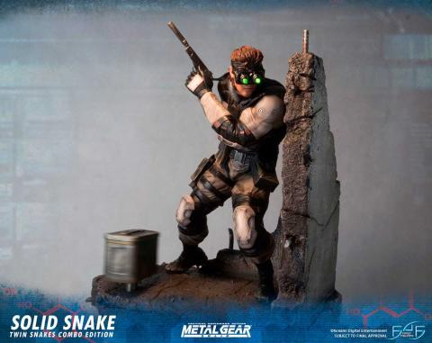 Figura Solid Snake