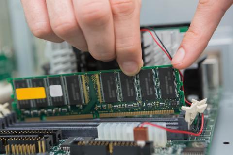 Memoria RAM en PC
