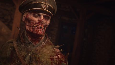 Imágenes del Modo Nazi Zombies de Call of Duty WWII