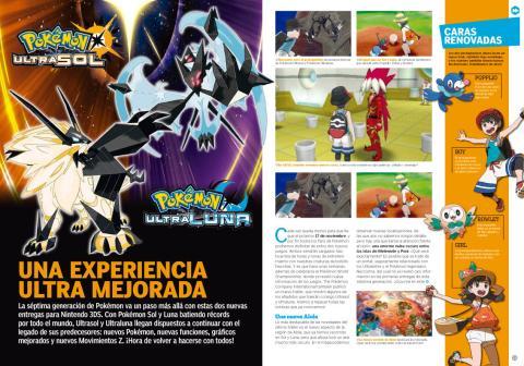 Pokémon Ultrasol y Ultraluna RON 301