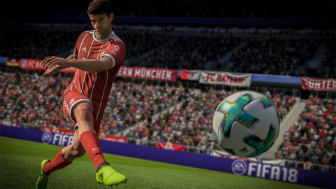 Top 100 Valoraciones FIFA 18