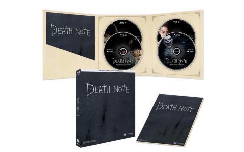 Trilogía Death Note