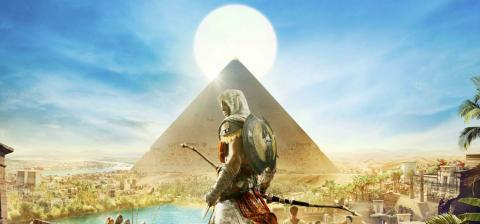 Assassins Creed Origins análisis PS4 Xbox One PC