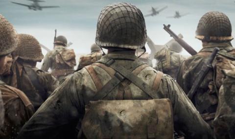 Call of Duty World War II concurso