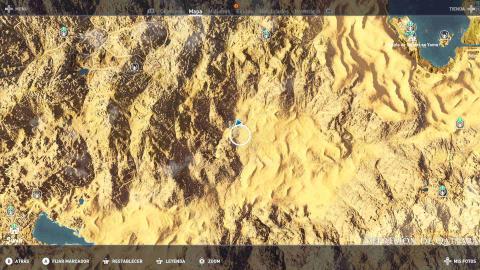 Localizacion De Todos Los Circulos De Piedras De Assassin S Creed