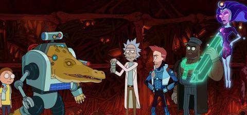 Crítica de Rick y Morty 3X04- Los vindicadores 3: El regreso del Matamundos