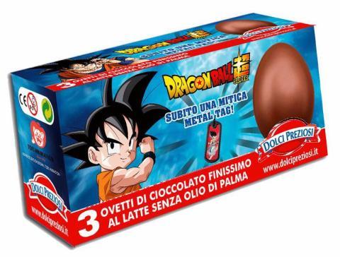 Dragon Ball Super Dolci Preziosi