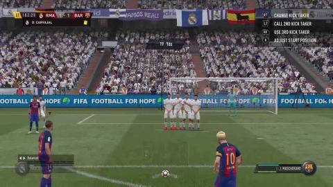 FIFA 18 mejores lanzadores