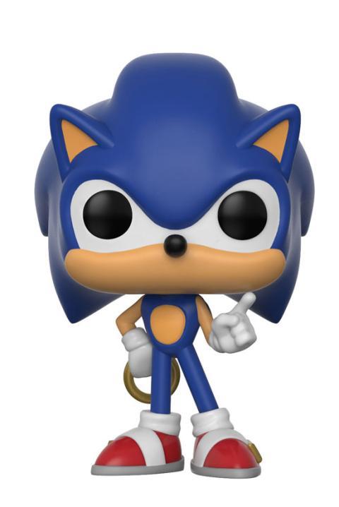 Figura Funko Pop de Sonic