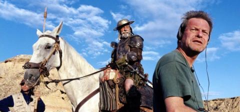 Lost In La Mancha, Terry Gilliam, Quijote