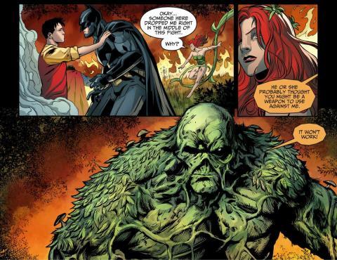 Injustice Año 3 volumen 2 - El final de la magia...