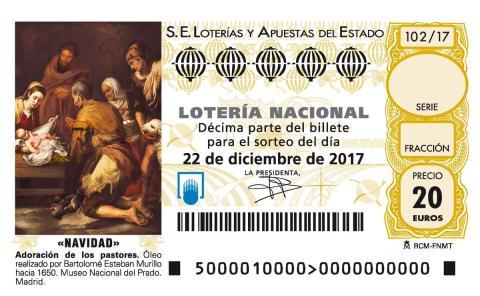 Lotería de Navidad anuncio dirigido por Aménabar