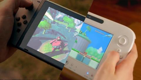 Nintendo Switch ventas primer año