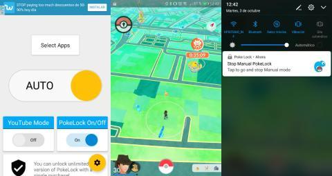Poket Lock Pokémon GO