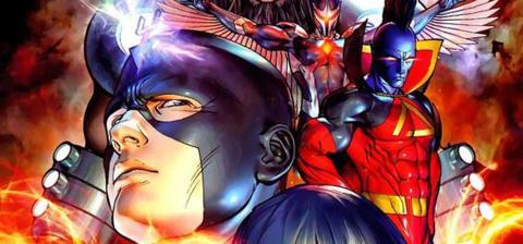 Review de Guerra de Reyes - Inhumanos y Kree contra Sh'iar