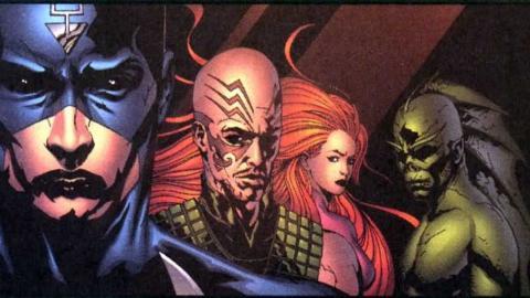Review de Inhumanos, el cómic de Paul Jenkins y Jae Lee