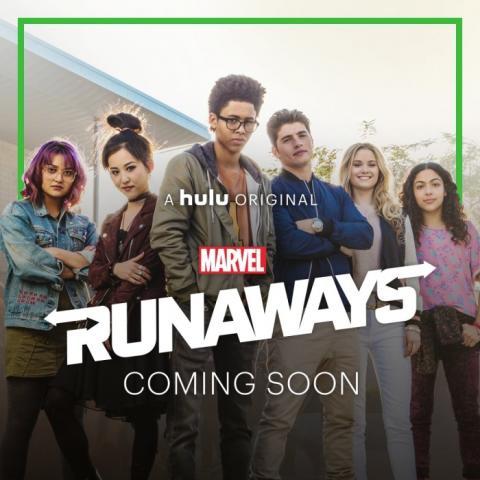 Marvel, Josh Schwartz , Hulu