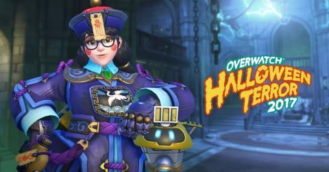 Skins overwatch halloween