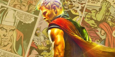 Thor: Ragnarok - Cómics que leer antes de ver la película