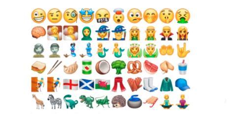 Whatsapp nuevos emoji