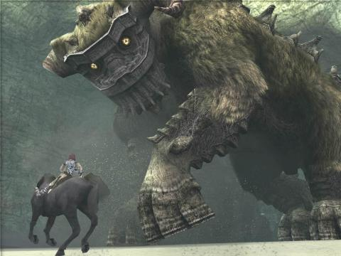 Image result for shadow of the colossus ps2