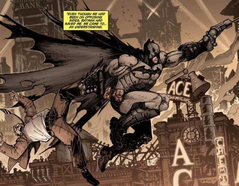 Batman Arkham Unhinged tomo 3