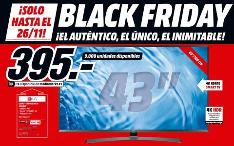 black friday de media markt m viles televisores y m s hobbyconsolas juegos. Black Bedroom Furniture Sets. Home Design Ideas
