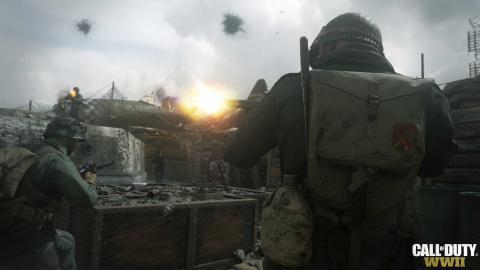 Call of Duty WWII Misión Final