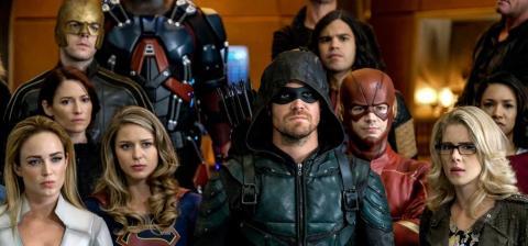 Crisis en Tierra X, el crossover de la TV-series de DC