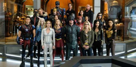 Crítica de Crisis en Tierra X, el crossover de la TV-series de DC