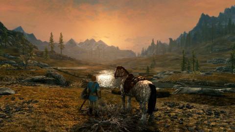 The Elder Scrolls V Skyrim Switch