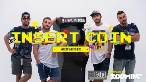 Insert Coin, la comedia online protagonizada por youtubers