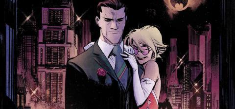 El Joker le propone matrimonio a Harley Quinn en los cómics