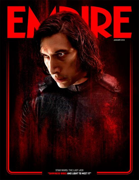 Kylo Ren Empire Magazine