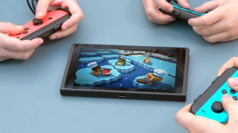 Juegos multijugador Nintendo Switch