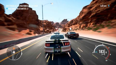 Análisis de Need for Speed Payback para PS4, Xbox One y PC