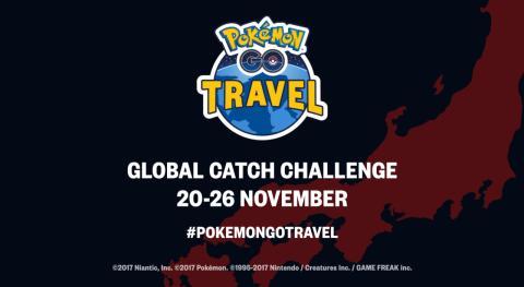 Pokémon GO Desafío de captura global