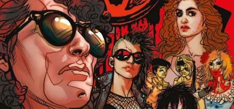 Review de Jóvenes Ocultos, el cómic secuela de al película