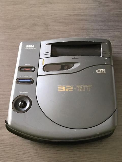 El curioso prototipo de Sega Saturn desconocido hasta la fecha