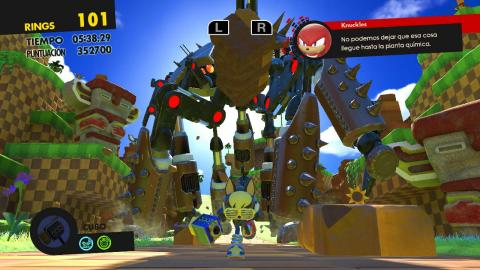 Análisis de Sonic Forces para PS4, Xbox One, Switch y PC