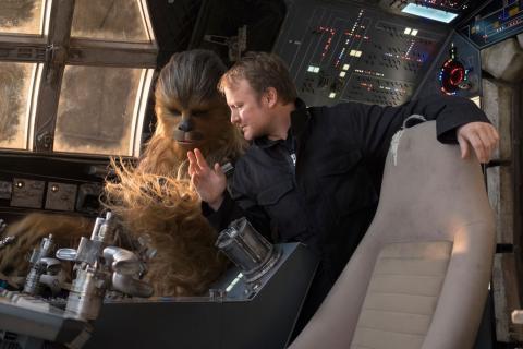 Star Wars: Los últimos Jedi detrás de cámaras