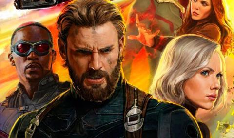Vengadores: Infinity War - La nueva identidad de Steve Rogers