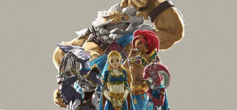 Análisis La Balada de los Elegidos Zelda Breath of the Wild DLC 2
